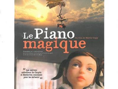 La séance d'Alicia : Le Piano magique