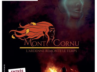 """Exposition """"Mont Cornu, l'Ardenne remonte le temps"""""""