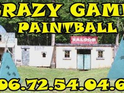 Crazy Games - Paintball & Airsoft