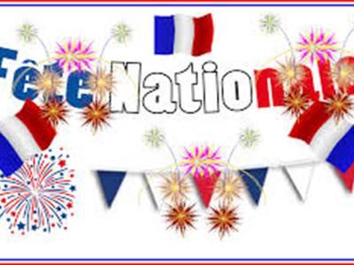Festivités de la fête nationale à Laifour