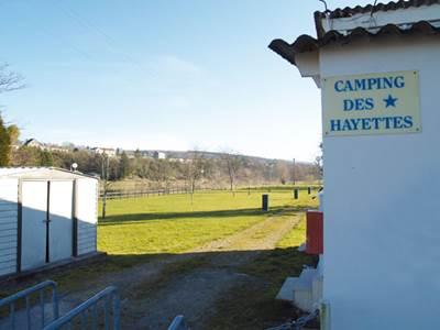 Camping des Hayettes- Vireux-Molhain