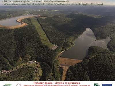 Visite de la Centrale hydraulique de Revin