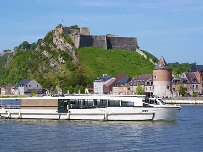 Croisière-repas à bord du Charlemagne