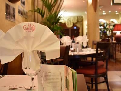 """Restaurant """"La Côte à l'os"""""""