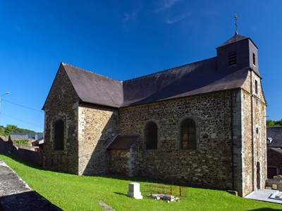 The Saint Ermel collegiate church