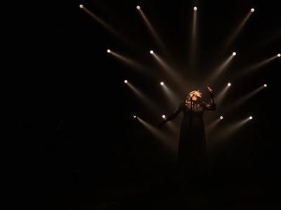 Musique/Théâtre : Un jardin de silence