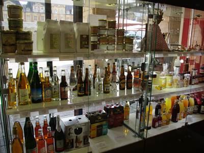Boutique de produits ardennais et souvenirs