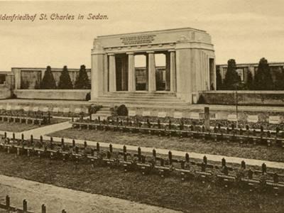 Monument allemand du cimetière Saint-Charles
