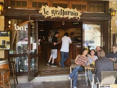 "Brasserie ""Le Grillardin"""