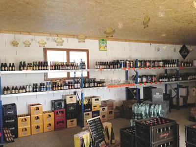 L'entrepôt à bières