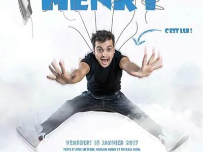 One Man Show: Romain Henry