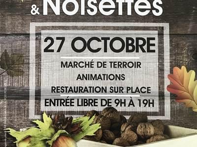 Marché aux Noix et Noisettes