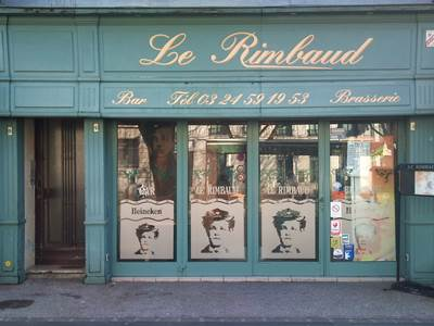 "Brasserie ""Le Rimbaud"""