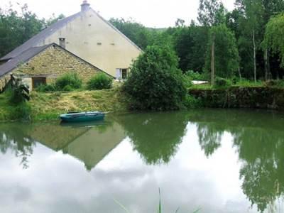 Gîte - Le Moulin