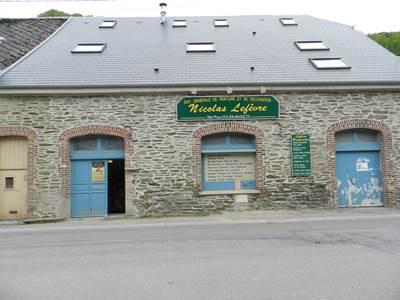 Gîte Saint -Nicolas