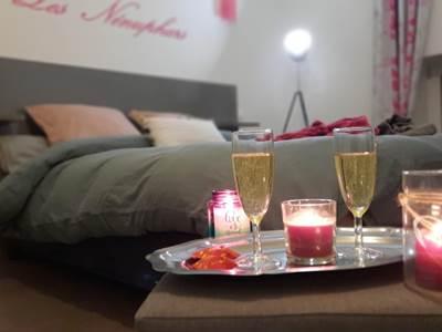 Les Etangs du moulin d'Harcy, chambre d'hôtes dans un ancien moulin proche Charleville-Mézières
