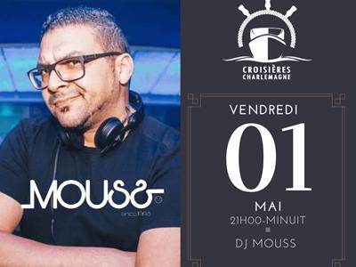 Soirée avec DJ Mouss