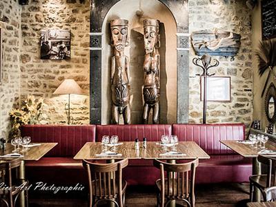 """Restaurant """"Au Cochon qui louche"""""""