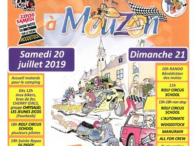 23ème fête de la moto