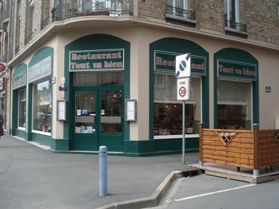 """Restaurant """"Au tout va bien"""""""