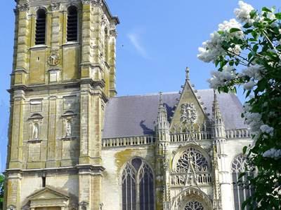 Visites commentées de l'église Saint-Nicolas