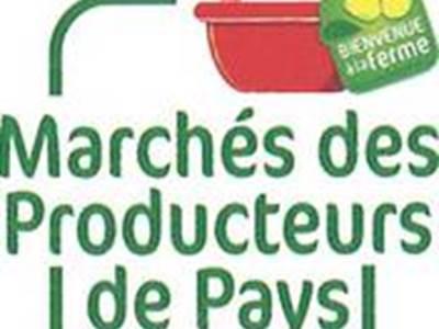 Marché des Producteurs de Pays décembre