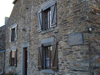 Maison de la résistante Marguerite FONTAINE