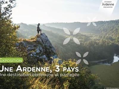 Exposition : Une Ardenne, trois pays
