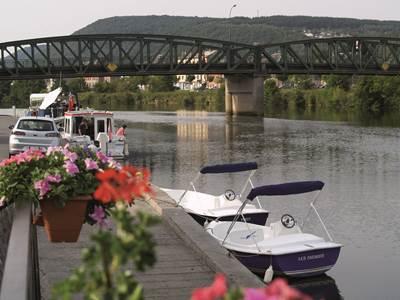 Location de bateaux électriques - Vireux-Wallerand