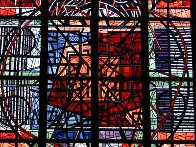 Découverte vitraux de la Basilique de Mézières