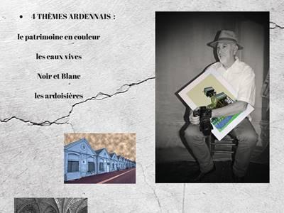 Exposition de Philippe PAPIER au Musée de la Métallurgie