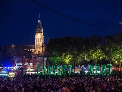 Eco Festival Rock : Le Cabaret Vert Face B