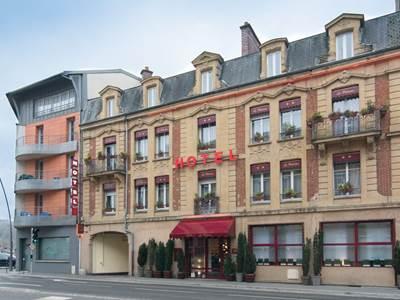 """Hôtel """"Le Pélican"""""""