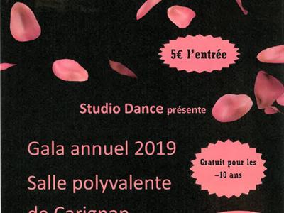 Gala de danse 2019 Studio Danse