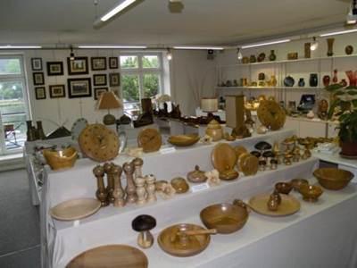 Ardense produkten in het Europese Centrum van Ambachtelijke Kunst