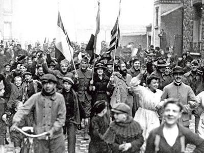 Commémorations Joyeuses de la fin de la Guerre