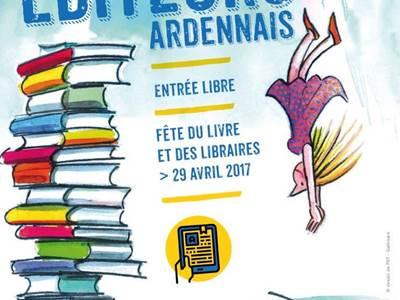 """Exposition """"Editeurs ardennais"""""""