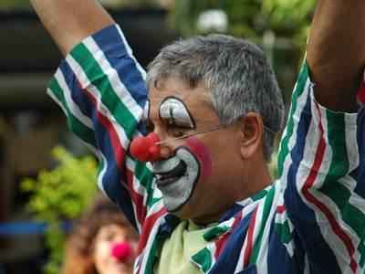 Clown et méditation