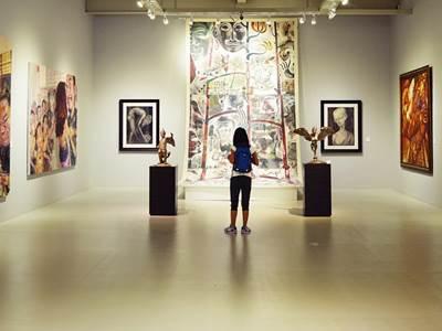 Exposition : Une saison en Ardenne entre peinture et littérature
