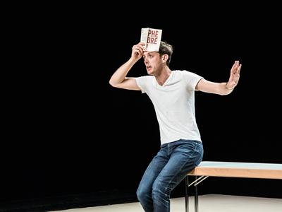 Annulation - Théâtre : Phèdre