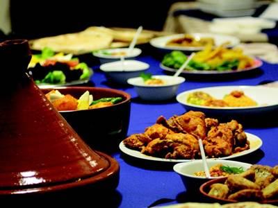 Journée cuisine du monde