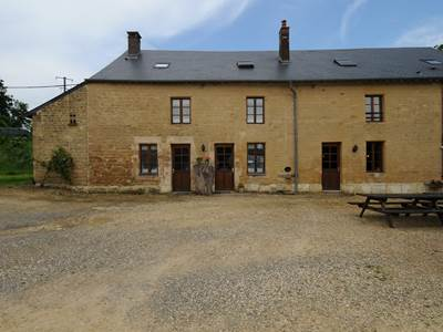 Auberge du Moulin de Gironval - CH.E - AYER Bruno