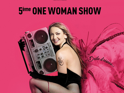 Humour - One woman show : N°5 de CHOLLET