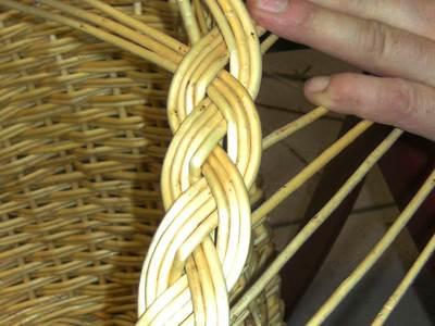 Plantes et savoirs en Ardennes: ateliers vannerie