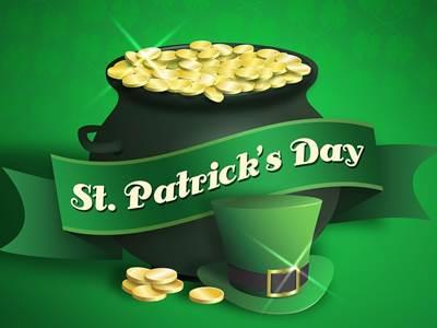 Fêtez la Saint Patrick avec les Tourelles