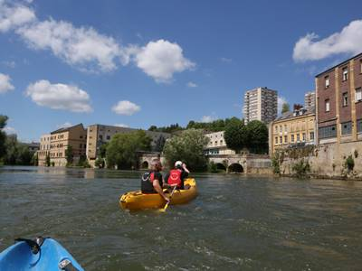 Location Canoë - Kayak - Paddle à Sedan
