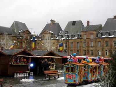 Les Ardennes fêtent Noël
