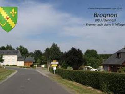 """BROGNON, Village Fleuri """"3 Fleurs"""""""