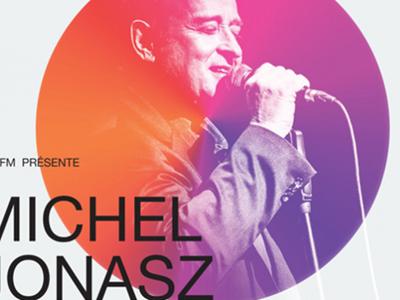 "Concert : Michel Jonasz ""Piano-voix saison 3"""