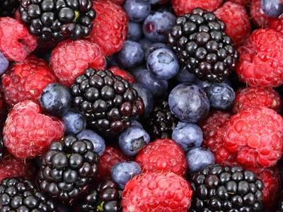 Fruits rouges d'Argonne